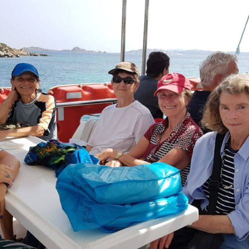 Cruise around the Archipelago La Maddalena