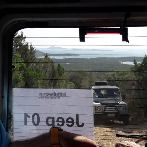 Jeep tour in Costa Smeralda