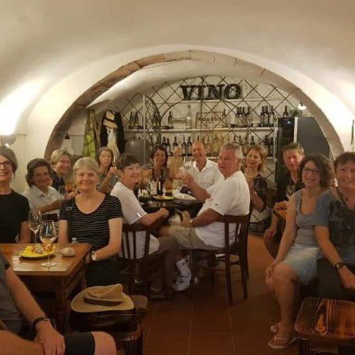 Malvasia wine tasting in Bosa
