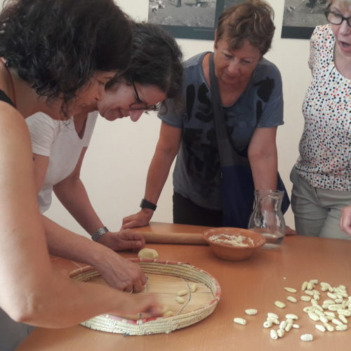 Pasta-making workshop