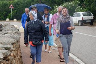 Walk around Porto Cervo
